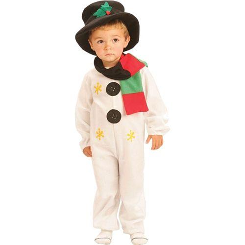 костюм снежен човек