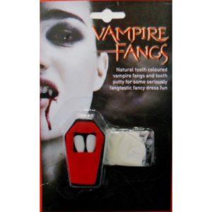 вампирски зъби предни