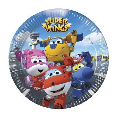 ПАРТИ ЧИНИИ SUPER WINGS