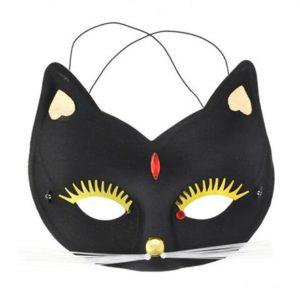 домино-котка-черно