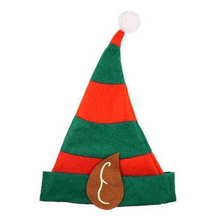 шапка елф детска