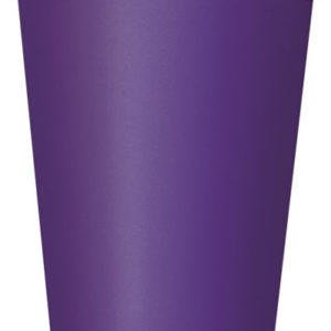 парти чаши лилави