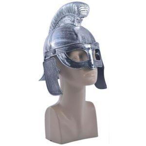 римски шлем сребърен