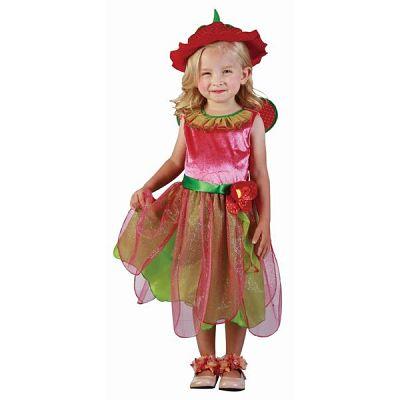 костюм фея ягодка