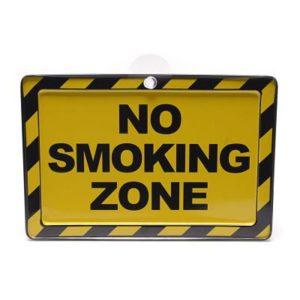 ТАБЕЛКА NO SMOKING ZONE