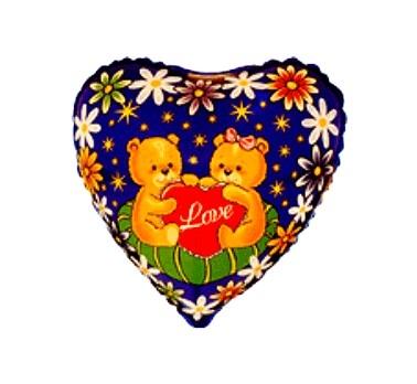 БАЛОН ФОЛИО МЕЧЕТА LOVE