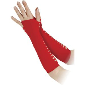 ръкавици с разрези