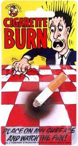cigaretteburn