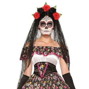 ВОАЛ DAY OF THE DEAD