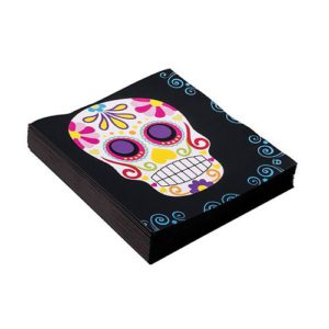 САЛФЕТКИ DAY OF THE DEAD